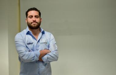 Gustavo Pérez, director de Ecolombia.