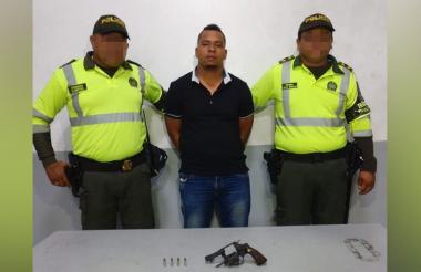 José Romero López, capturado.