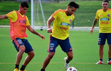 La selección Colombia debuta en la Eliminatoria Suramericana ante Venezuela.