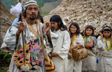 Los indígenas se quejan por la falta de infraesctura hospitalaria en la Sierra Nevada.