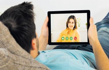La tecnología es la gran aliada para preservar los vínculos amorosos.