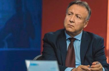 Luis Alexánder Moscoso, viceministro de Salud.