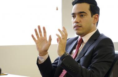 Luis Alberto Rodríguez asumió la dirección del Departamento Nacional de Planeación en el 2019.
