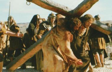 Una de las conmovedores escenas de 'La Pasión de Crito', una de las películas recomendadas.