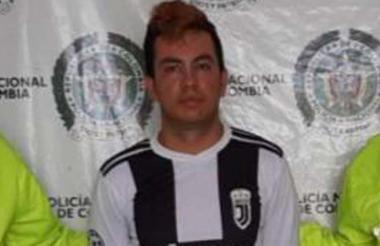 Carlos Andrés Sánchez.