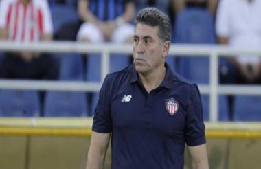 Luis Fernando Suárez.