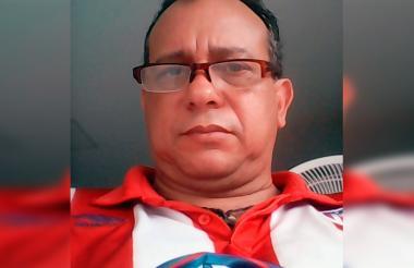 El monteriano Alfredo Meza Naranjo, fallecido.