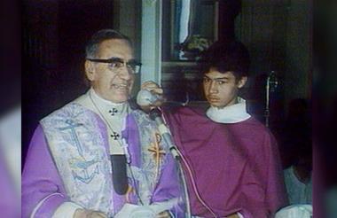 Óscar Arnulfo Romero.