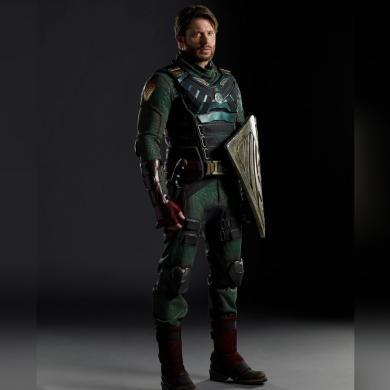 Primera imagen de Jensen Ackles como 'Soldier Boy' en 'The Boys'