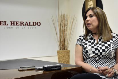 Nubia Stella Martínez, directora ejecutiva CD.