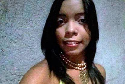 Angie Paola Benjumea Mendoza, fallecida.