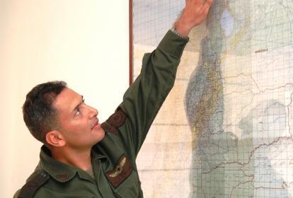 Mariano Botero Coy, quien será el nuevo comandante de la Policía Metropolitana de Barranquilla.