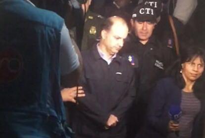 Gabriel García Morales, exviceministro de Transporte.