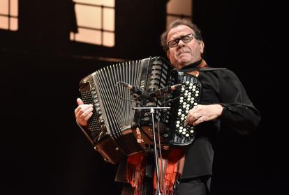 El invitado del Festival Internacional de Música contó detalles sobre la 'nueva musette' que interpretará hoy en el parque Sagrado Corazón, en Barranquilla.