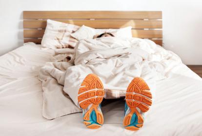 Una mala calidad del sueño está asociada con perturbaciones de tipo emocional.