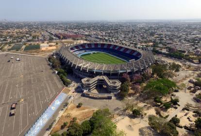 El estadio Metropolitano Roberto Meléndez acogerá este jueves, a partir de las 3:30 p.m., el juego entre Colombia y Bolivia.