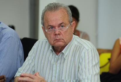 El empresario Ricardo Plata, nuevo presidente del Comité Intergremial del Atlántico.