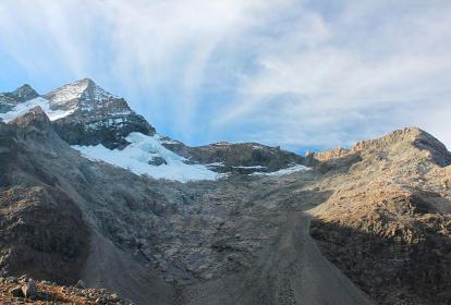 El dramático deshielo de la Sierra Nevada.
