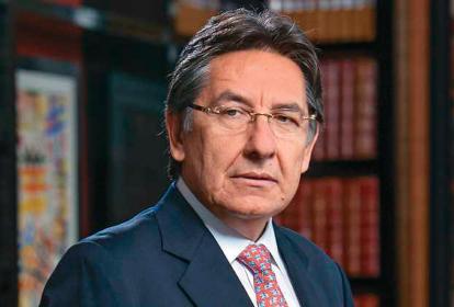 El fiscal general de la Nación Néstor Humberto Martínez.