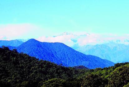 La Sierra Nevada ha perdido el 92% de su área (glacial) en siglo y medio.