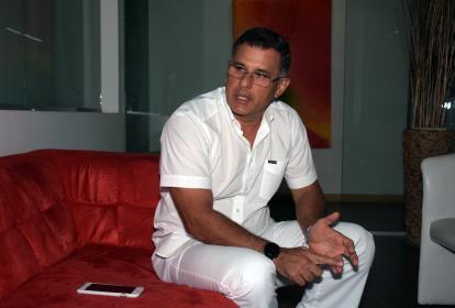 Julio Cesar Aldana, director de CD en el Atlántico.