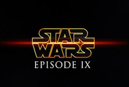 Logo de la película Star Wars.