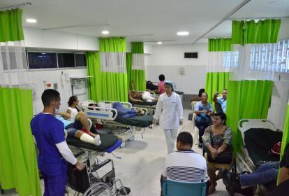 Los pacientes se encuentran bajo observación médica.