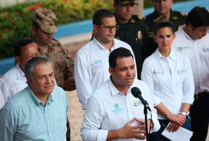 El guajiro Nemesio Roys Garzón.