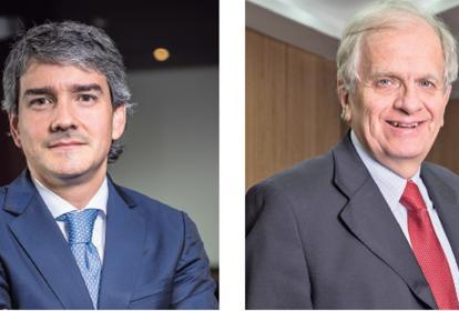Juan Rafael Pérez y Armando Montenegro.