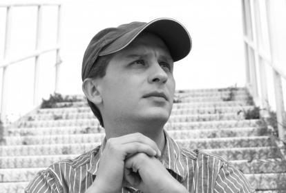 David Betancourt, autor de 'La vida me vive amargando la vida' y 'Bebestiario'.