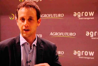 Ricardo Jaramillo, director de Agrofuturo.