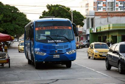 Las cámaras en los buses han ayudado a judicializar.