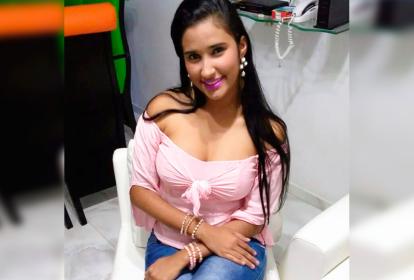 Michell Cristina Rojas, la joven que fue arrollada el pasado viernes en la Circunvalar.