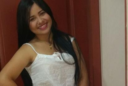 Linda Olivero Villa, joven muerta en Maicao.