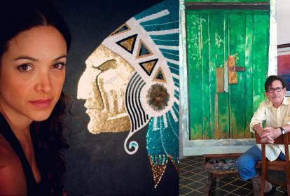 Bibiana Martínez quedó seleccionada entre más de 10 mil artistas con 'Escenarios' y 'Entrega de armas'. Arnulfo Luna participa por quinta vez en la Bienal de Florencia, evento al que suele ser invitado a exponer su obra. En esta ocasión le rinde homenaje a Édgar Degas.