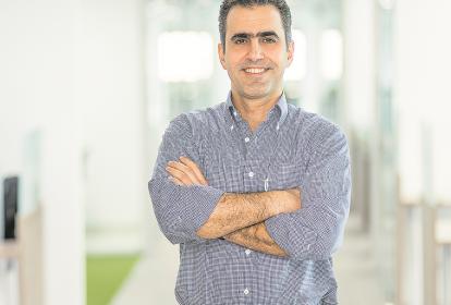 Alejandro Acosta Bendek, presidente del Grupo Fintra.