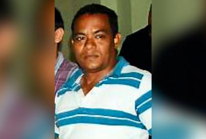 El abogado Harlyn Charrasquiel Meléndez.