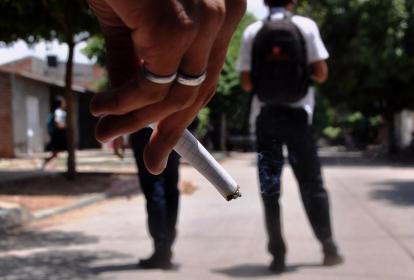 El estudio del consumo entre jóvenes lo hizo la Policía.