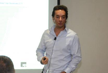 Alberto Bernal.
