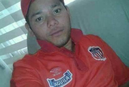 Arkin Arcelio Oyola, asesinado en el municipio de Sahagún, Córdoba.