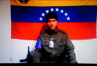 Óscar Pérez, expolicía y piloto venezolano abatido.