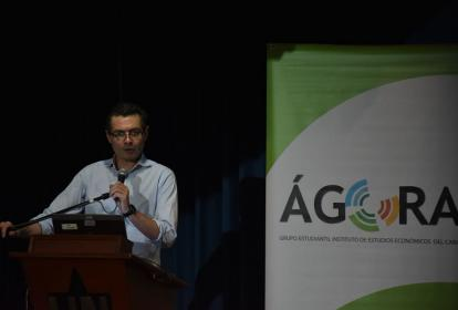 El ministro de Salud, Alejandro Gaviria.