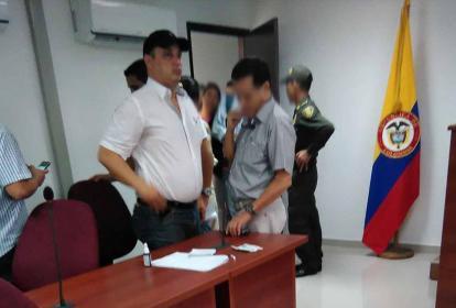 El fiscal  Mario Lora Correa volvió a Montería a ejercer en otro cargo.