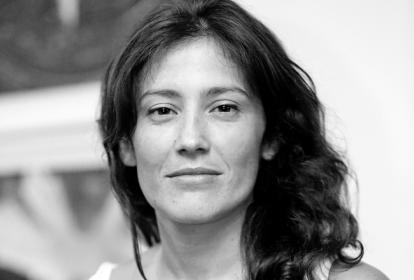 Daniela Abad, directora de cine.