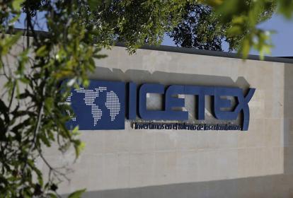 Fachada del edificio del Icetex.