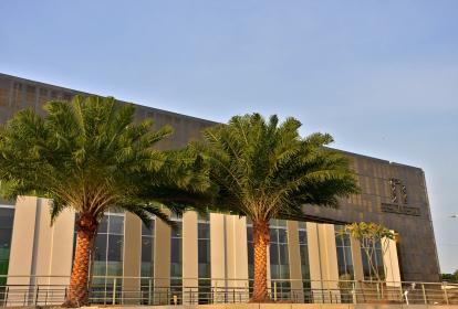 Centro de Eventos Puerta de Oro en Barranquilla.