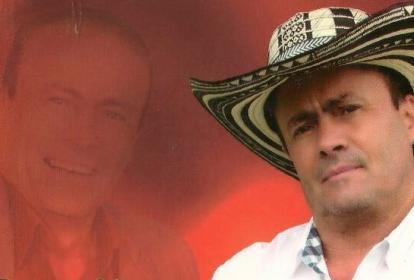 Jairo Serrano Cuenca, cantante vallenato.