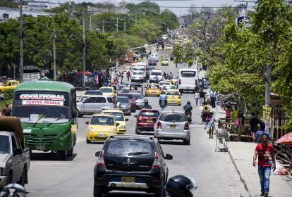 Con las obras de ampliación de La Cordialidad se habilitarán seis carriles.