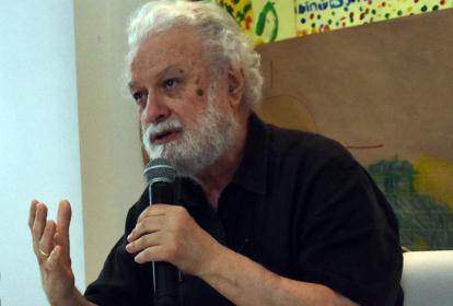 'Frato' es autor de una decena de libros sobre el papel de los niños en el contexto de las ciudades.