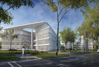 Nueva sede de la universidad de Los Andes en Cartagena.